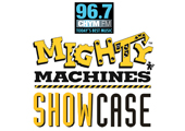 Mighty Machines Showcase